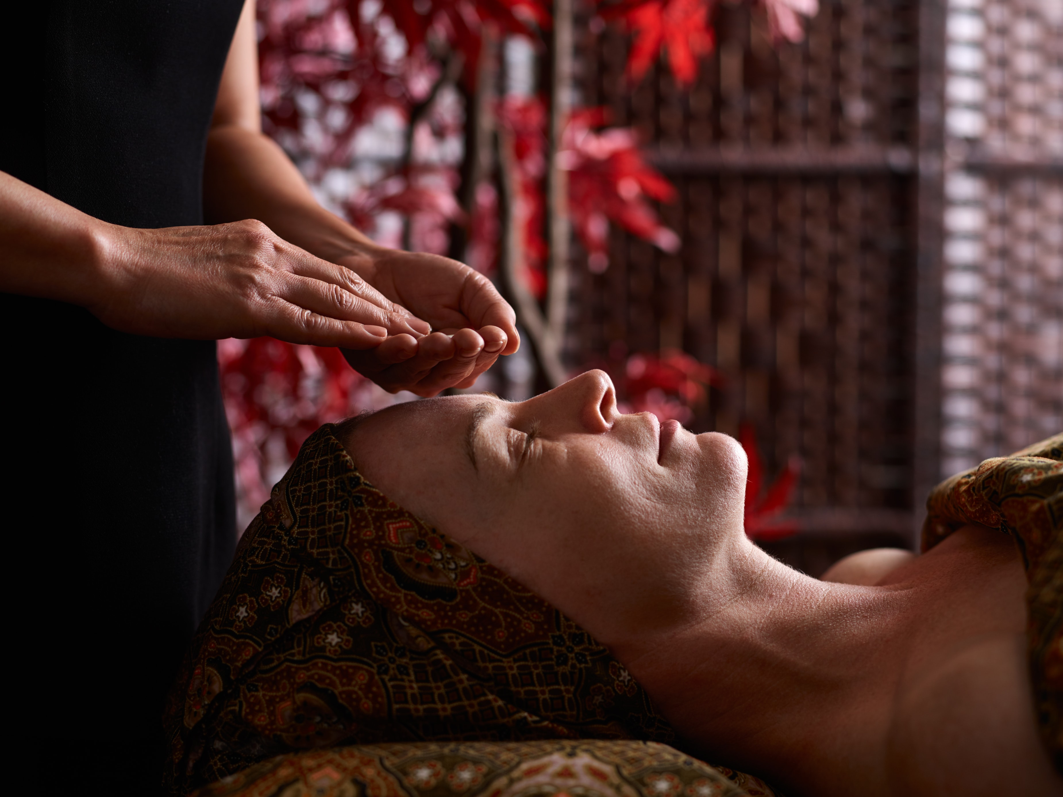 A nourishing facial from Willow Organic Beauty available at SenSpa