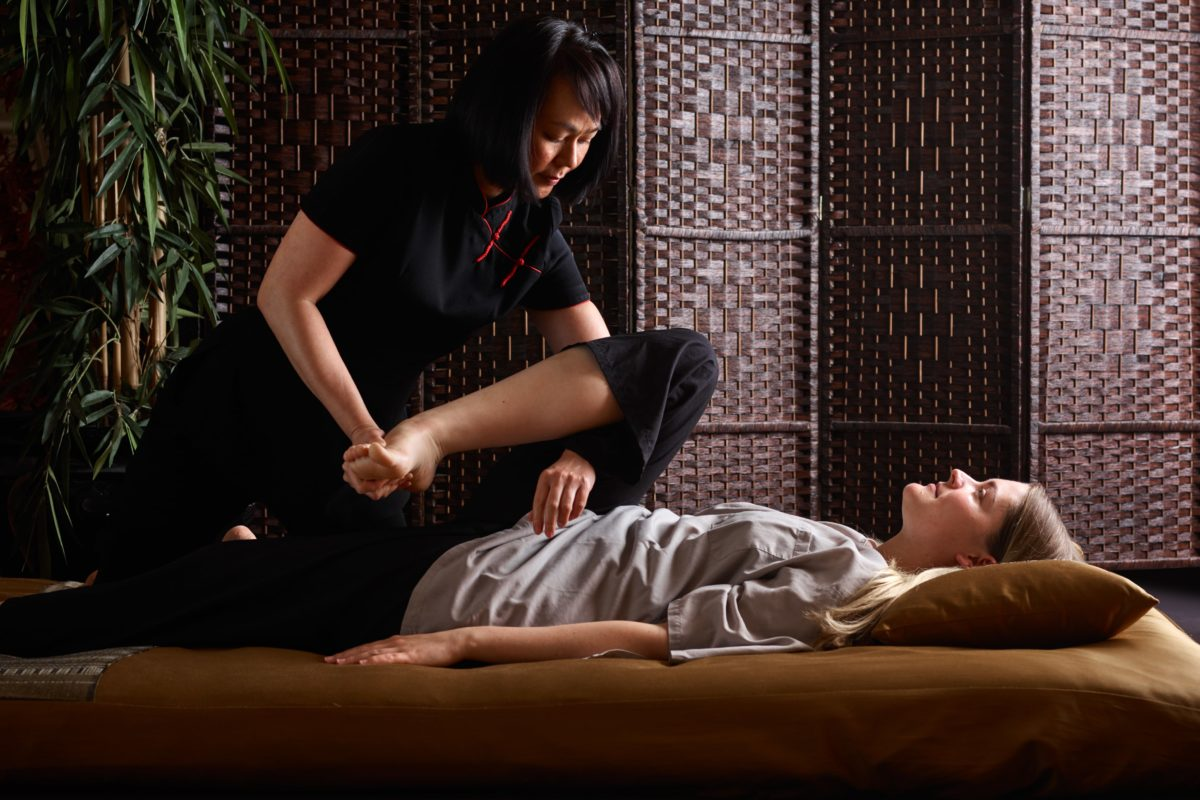 Traditional Thai Massage is perfect if you enjoy a deep massage or are experiencing muscular tension.