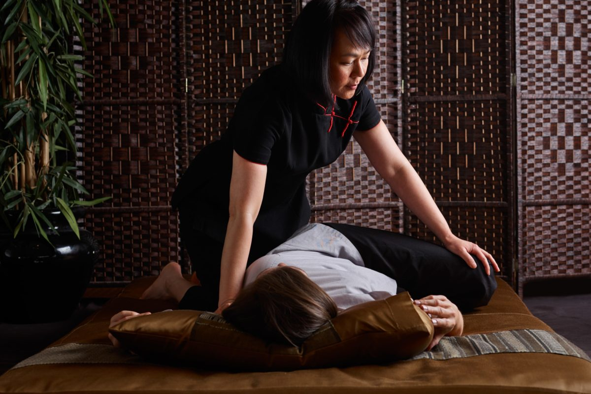 Traditional Thai Massage at SenSpa