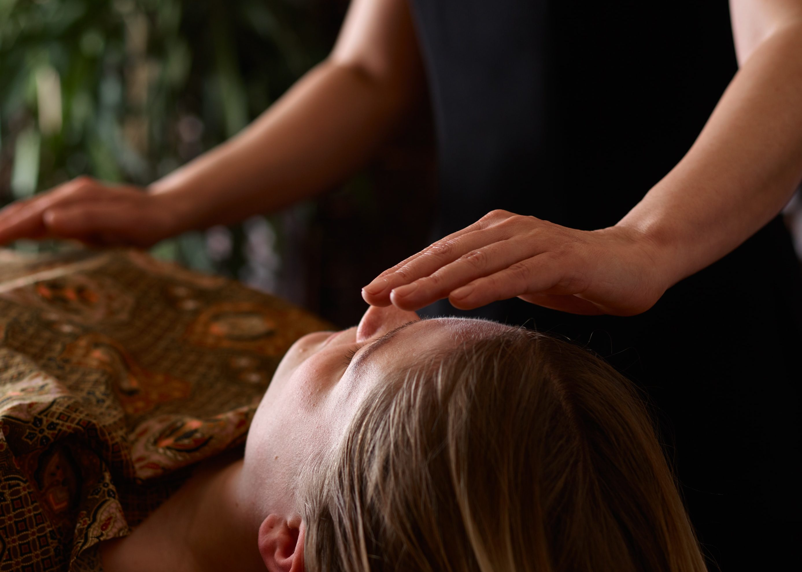 Reiki Healing is a gentle and profoundly relaxing treatment at SenSpa