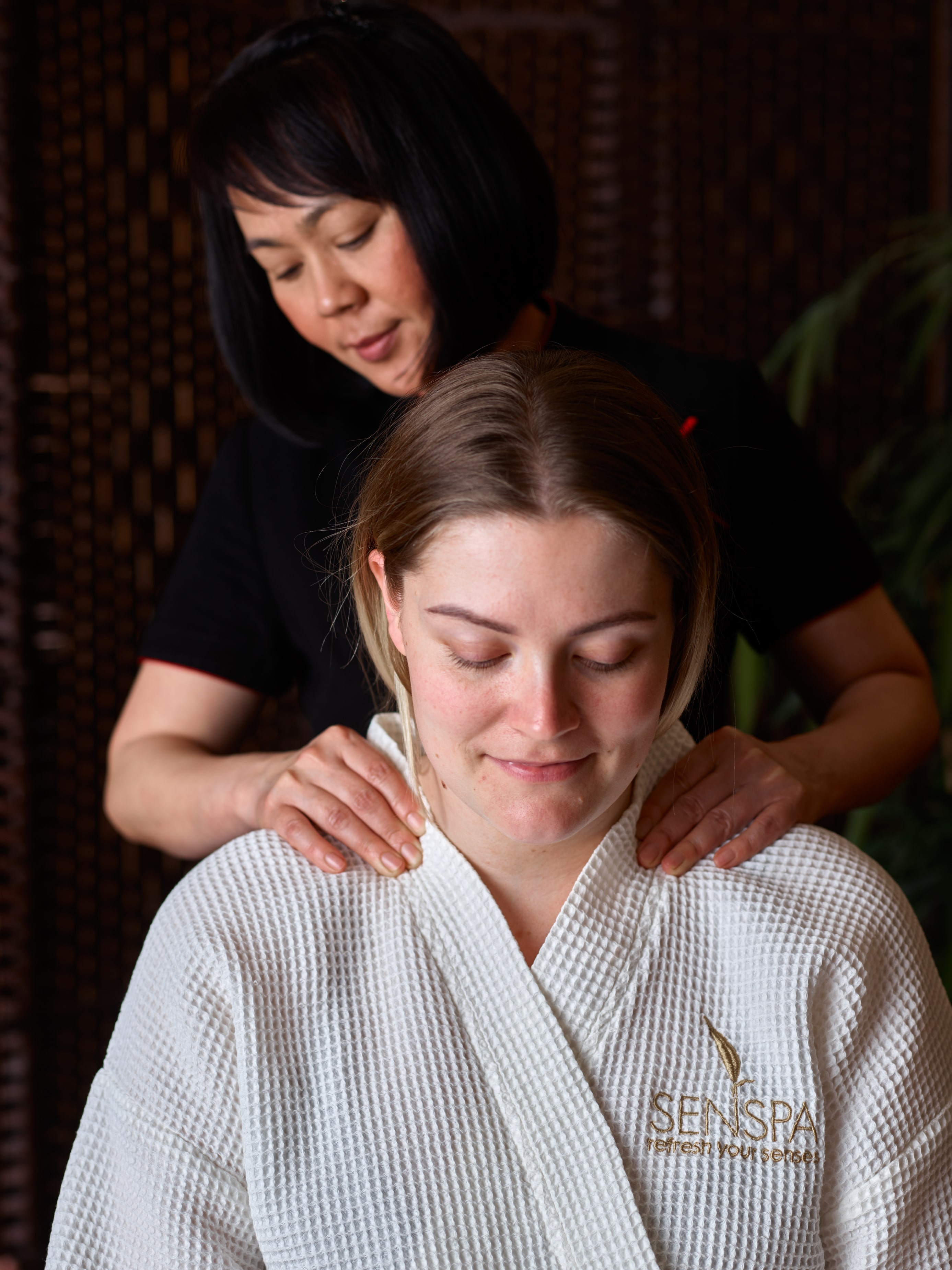 Tension Reliever Massage – Mini Massage at SenSpa