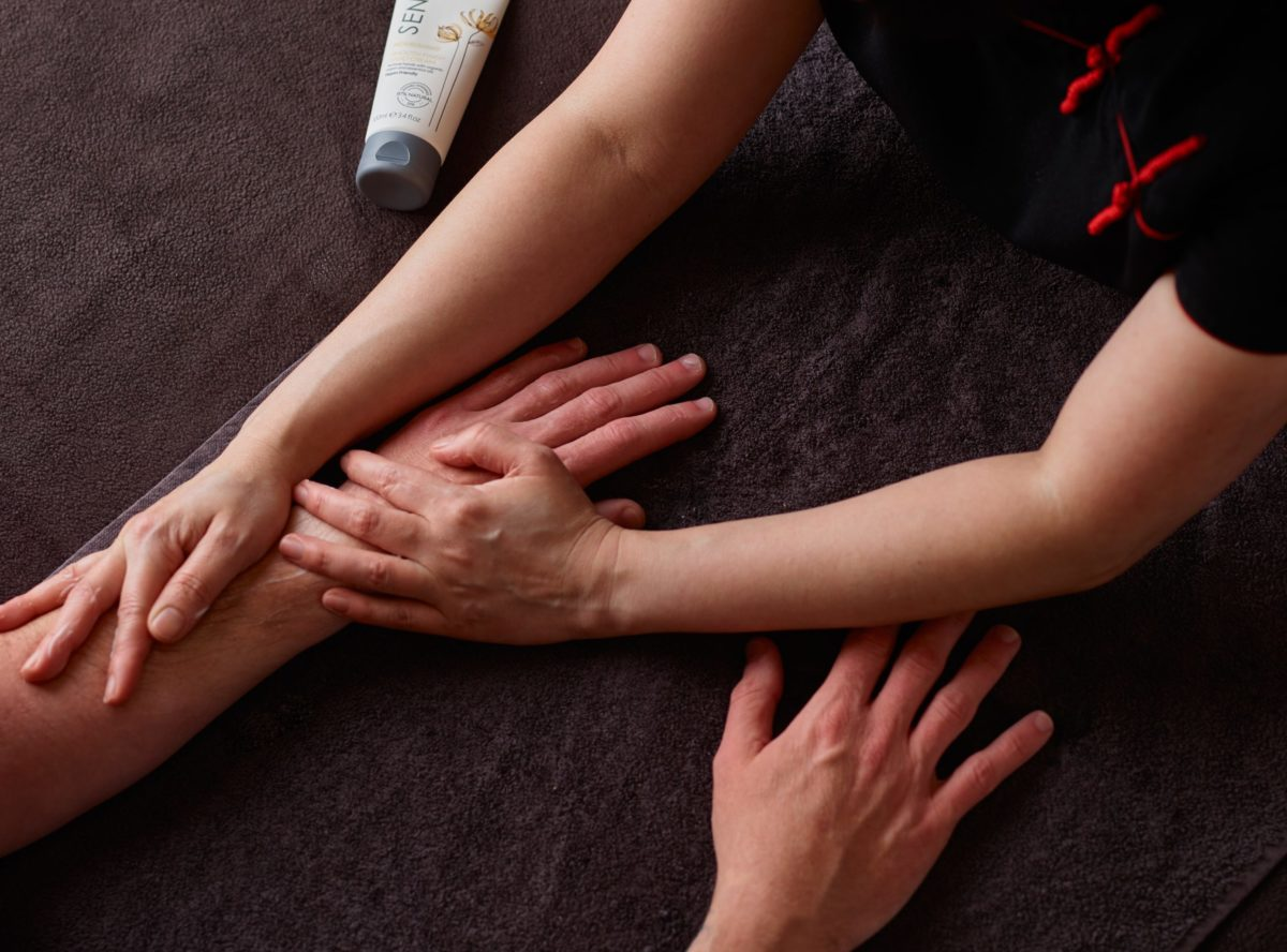 Hand Grooming for Men spa treatment available at SenSpa