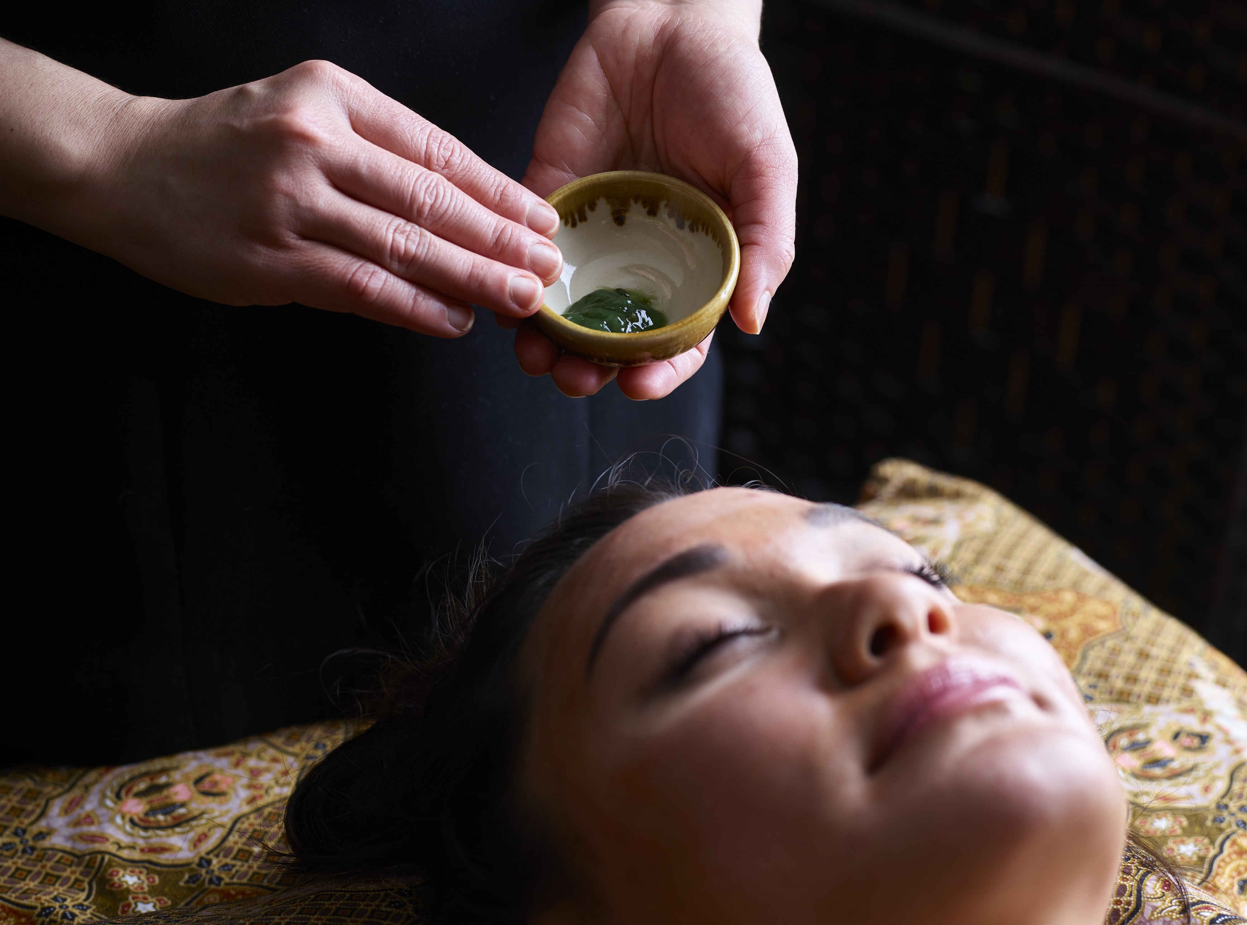 Eminence Super Greens Facial available at the New Forest Spa, SenSpa.
